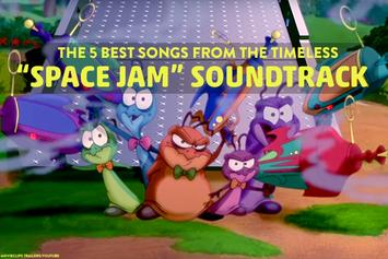 "The 5 Best Songs From The Timeless ""Space Jam"" Soundtrack"