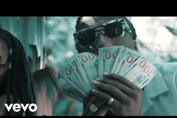 "K Camp Feat. Slim Jxmmi ""Free Money"" Video"