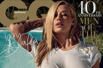 Iggy Azalea Named GQ Australia Woman Of The Year