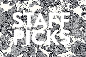 Staff Picks Playlist (November 18)