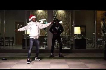"B.o.B ""Tis The Season"" Video"
