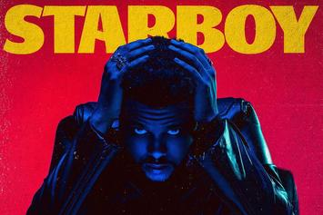 "Stream The Weeknd's ""Starboy"" Album"