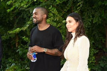 Kanye West Reportedly Home From The Hospital
