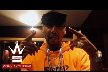 "Juelz Santana ""Up In The Studio Gettin' Blown Pt. 2"" Video"
