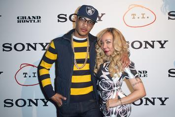 T.I.'s Wife Tiny Reportedly Files For Divorce