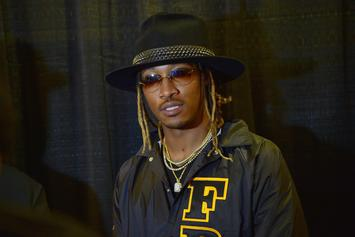 Future Mysteriously Deletes All Of His Instagram Posts