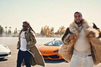"""The Americanos Feat. Ty Dolla $ign, French Montana, Lil Yachty """"In My Foreign"""" Video"""