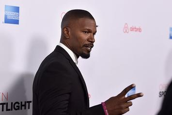 "Jamie Foxx Catches Heat For Omitting Kobe Bryant From ""All-Time Great"" Conversation"
