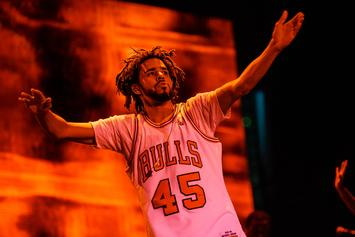 """J. Cole's """"4 Your Eyez Only"""" Officially Goes Gold"""