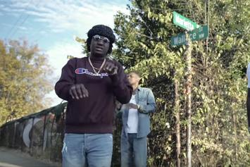 """K Camp Feat. Trouble """"Out The Loop"""" Video"""