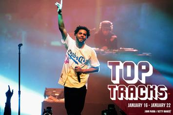 Top Tracks: January 16 - January 22