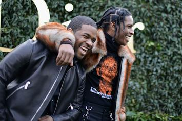 Watch A$AP Rocky Yell At A$AP Ferg For Using His Toothbrush