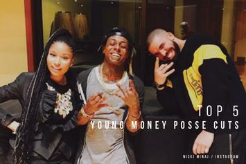 Top 5 Young Money Posse Cuts