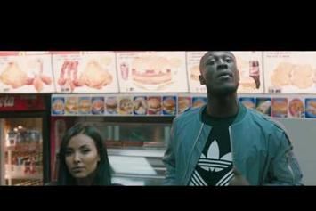 """Stormzy """"Big For Your Boots"""" Video"""