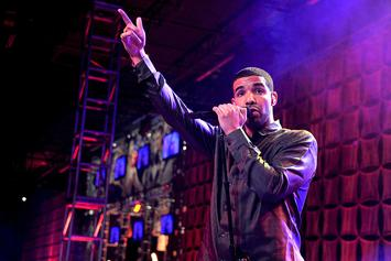 Watch Drake Dance To His New Song