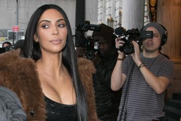 See New Crime Scene Photos From Kim Kardashian's Robbery In Paris