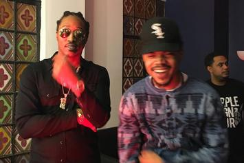 """Chance The Rapper Previews Collab With Future Titled """"My Peak"""""""