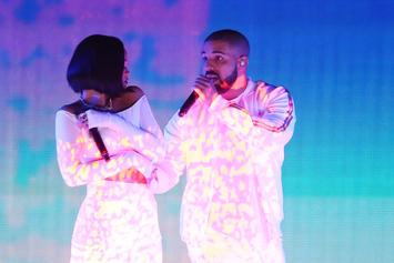 Drake Honored Rihanna On Her Birthday By Performing Their Collabs