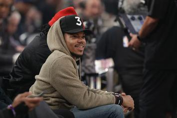 Chance The Rapper, The Weeknd & Skepta Headline Wireless Festival
