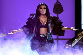 Nicki Minaj Gets Props From Kendrick Lamar And Twitter's Upset