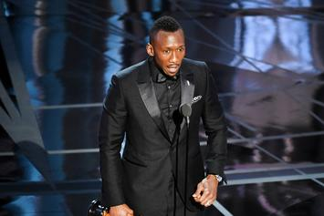Mahershala Ali Wins Oscar For Best Supporting Actor In Moonlight: Watch