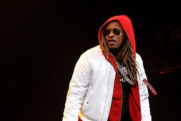 Future's Manager Denies Reports Of Third Consecutive Album