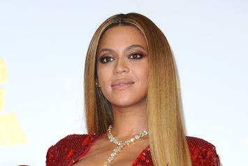 Watch Beyoncé Surprise Dancers Backstage In L.A.