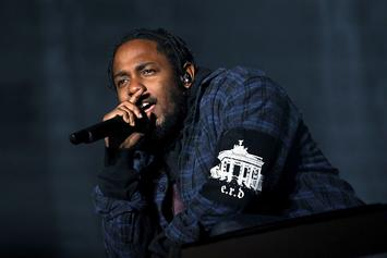 """Kendrick Lamar Apparently Told Wack 100 Who He Dissed On """"The Heart Part 4"""""""