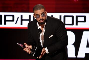 """Drake's Amsterdam Show Cancellation Was The Result Of Some """"Bad Sushi"""": Report"""