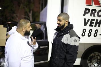 Drake Responds To DJ Khaled's Vocal Request With Hilarious Impersonation