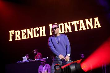 French Montana Deletes All His Instagram Posts