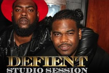 Zuse, SauceLordRich (FKi), Tommy Swisher & Runway Richy Preview Tracks In The Defient Studios