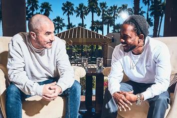 15 Things We Learned From Kendrick Lamar's Zane Lowe Interview