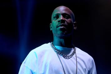 """DMX Cancels Upcoming Shows Due To """"Medical Emergency"""""""