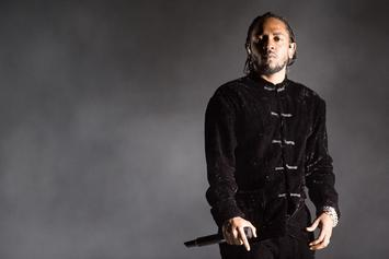 The Weeknd Brings Kendrick Lamar Out In L.A.: Watch