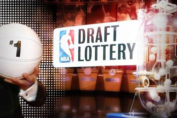 NBA Releases List Of Team Representatives For Tomorrow's NBA Draft Lottery