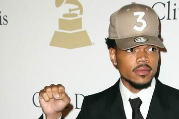 Chance The Rapper Covers Ebony Magazine