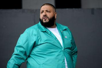 "DJ Khaled Unveils Album Art, Release Date For ""Grateful"""