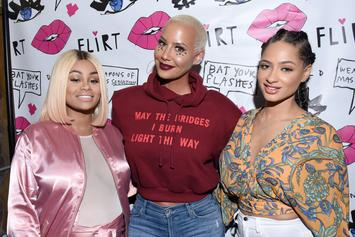 Blac Chyna Shares New Picture Of Both Her And Her Daughter Online