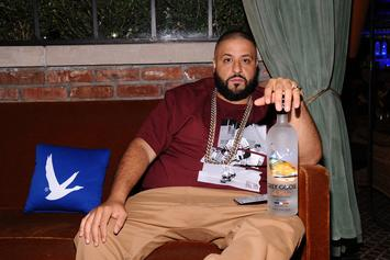 DJ Khaled Gets Clowned For Misspelling Katie Couric's Name