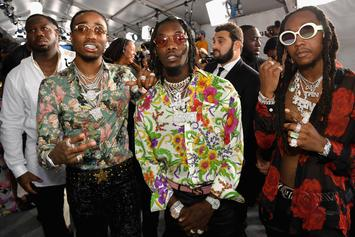 Migos & Chris Brown Reportedly Clash After BET Awards