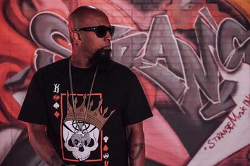 "Tech N9ne Scores First Ever Platinum Plaque For ""Caribou Lou"""