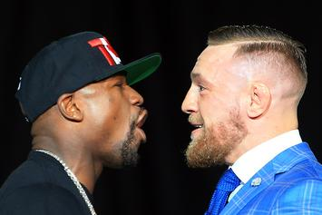 Showtime All-Access Mayweather vs. McGregor Teaser Trailer Released
