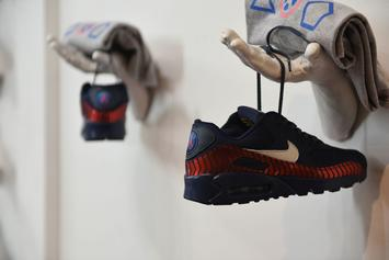 Nike Debuts Exclusive Paris Saint-Germain x Air Max 90