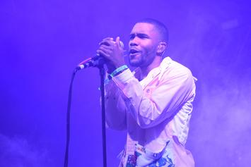 Frank Ocean Dedicates Song To Brad Pitt During Concert