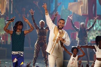 "French Montana & Swae Lee Perform ""Unforgettable"" On Jimmy Fallon"