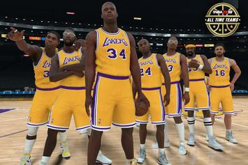 """NBA 2K18 To Feature """"All-Time"""" Teams For Every NBA Franchise"""