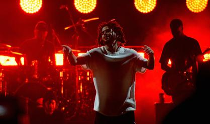 "J. Cole Premieres ""4 Your Eyez Only"" Documentary On HBO"