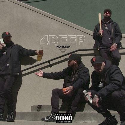 Larry June - 4 Deep No Sleep