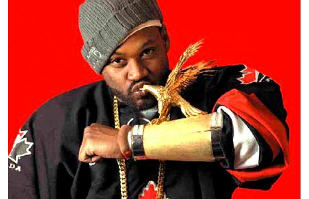 Ghostface Killah was a member of the Wu-Tang Clan, one of the most fashionable hip-hop groups of the 90s